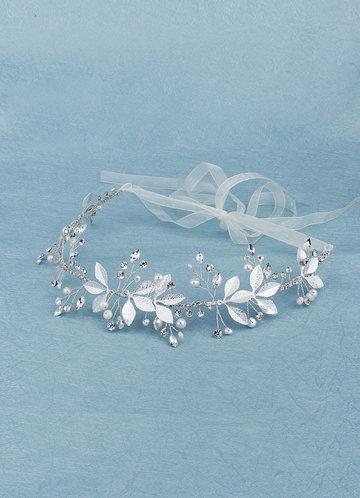 back_Breathless Floral Vine Headband