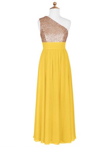 Azazie Nani Junior Bridesmaid Dress