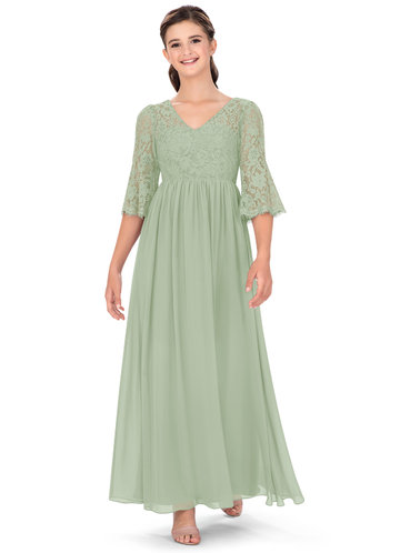 Azazie Hurley Junior Bridesmaid Dress