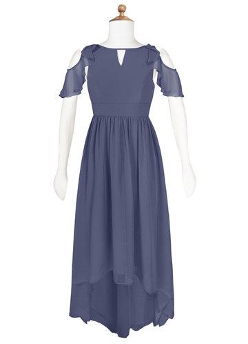 Azazie Strawberry Junior Bridesmaid Dress