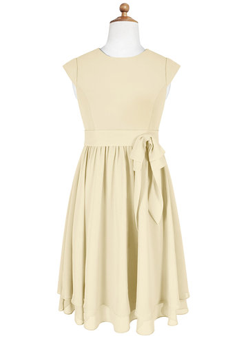 Azazie Ingird Junior Bridesmaid Dress