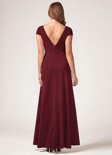 back_Blush Mark Perfect Timing {Color} Maxi Dress