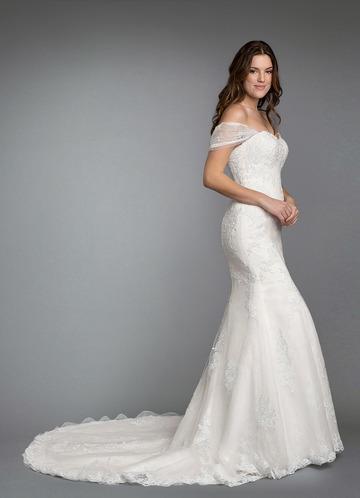 Azazie Lolita Wedding Dress