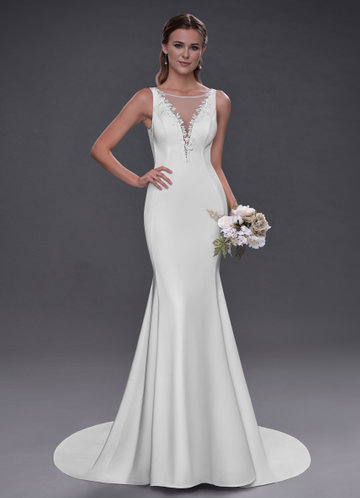 Azazie Emory Wedding Dress