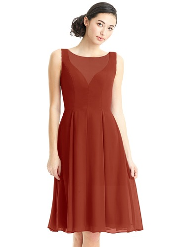 0facc9d68688 Rust Clearance Bridesmaid Dresses | Azazie