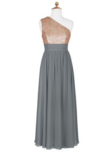 Azazie Nani Junior Bridesmaid Dress