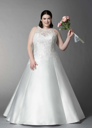 Azazie Reed Wedding Dress
