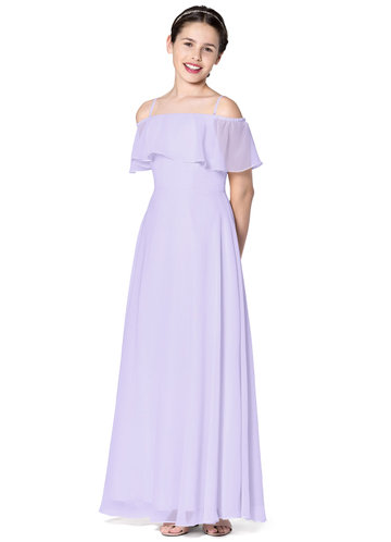 Azazie Maggie Junior Bridesmaid Dress