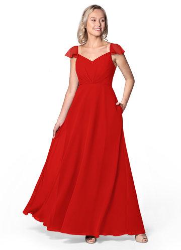 Azazie Zelda Bridesmaid Dress