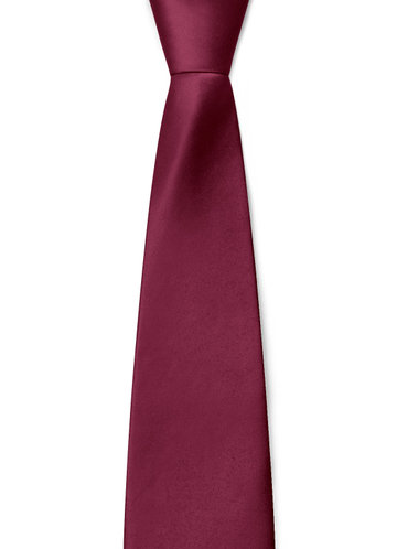 Gentlemen's Collection Boy's Matte Satin Neck Tie