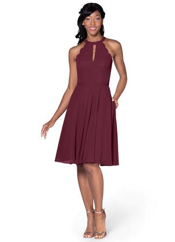 Azazie Elsie Bridesmaid Dress