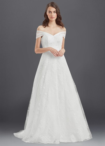 Azazie Jillian Wedding Dress