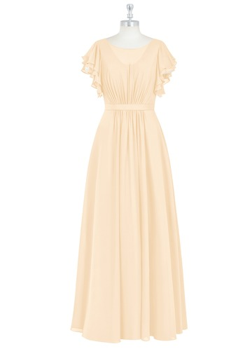Azazie Daphne Modest Bridesmaid Dress