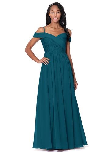 Azazie Leona Bridesmaid Dress