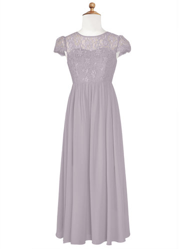 Azazie Delevingne Junior Bridesmaid Dress