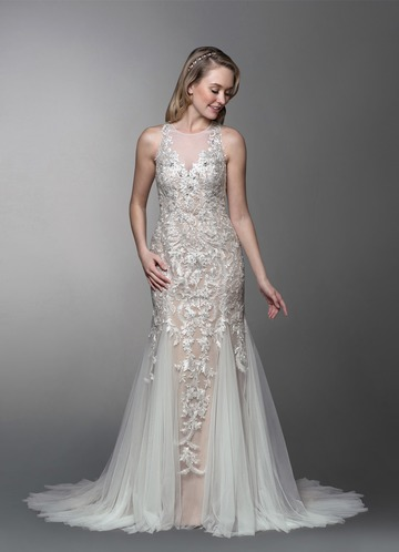 Azazie Edelmira Wedding Dress