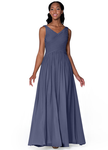 Azazie Ally Bridesmaid Dress