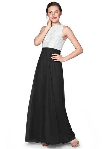 Azazie Albertine Junior Bridesmaid Dress