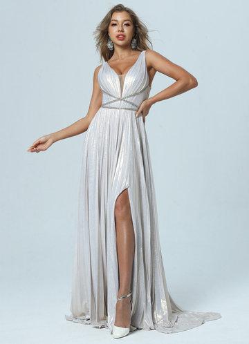 front_AZ Moonbeam Prom Dress