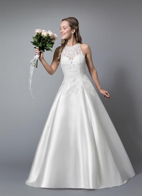 White Wedding Dresses   White Bridal Gowns - Azazie