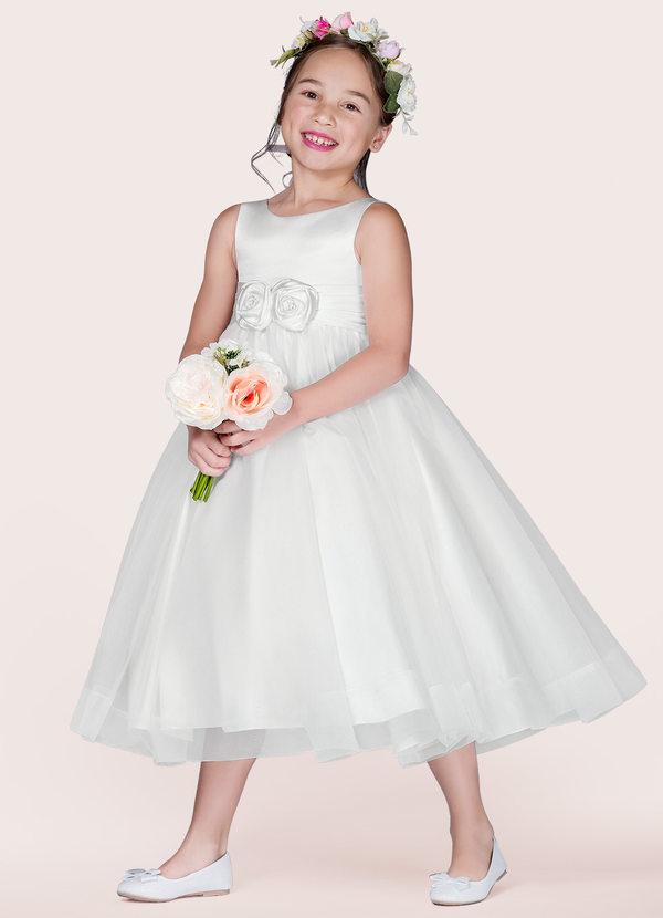 Azazie IIala Flower Girl Dress