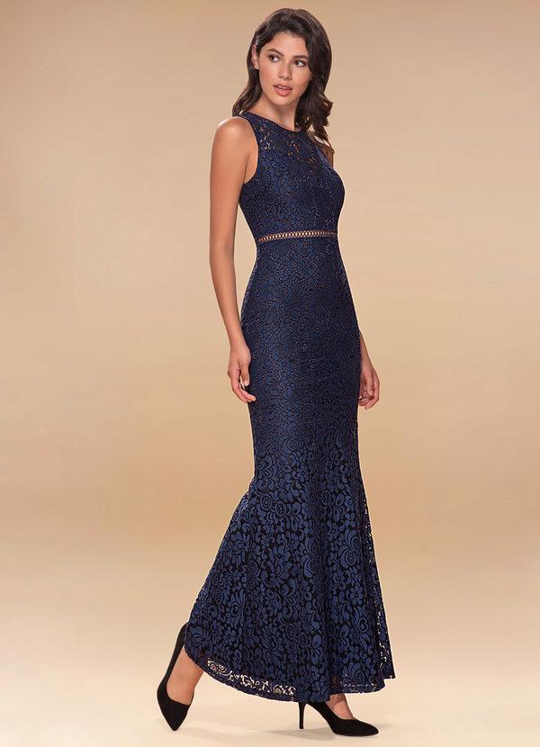 Moonlight {Color} Lace Maxi Dress