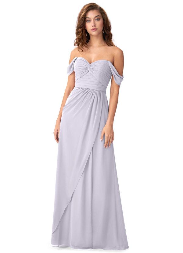 Azazie Dusk Frederica Dress on Sale, 48% Off | Bridesmaids