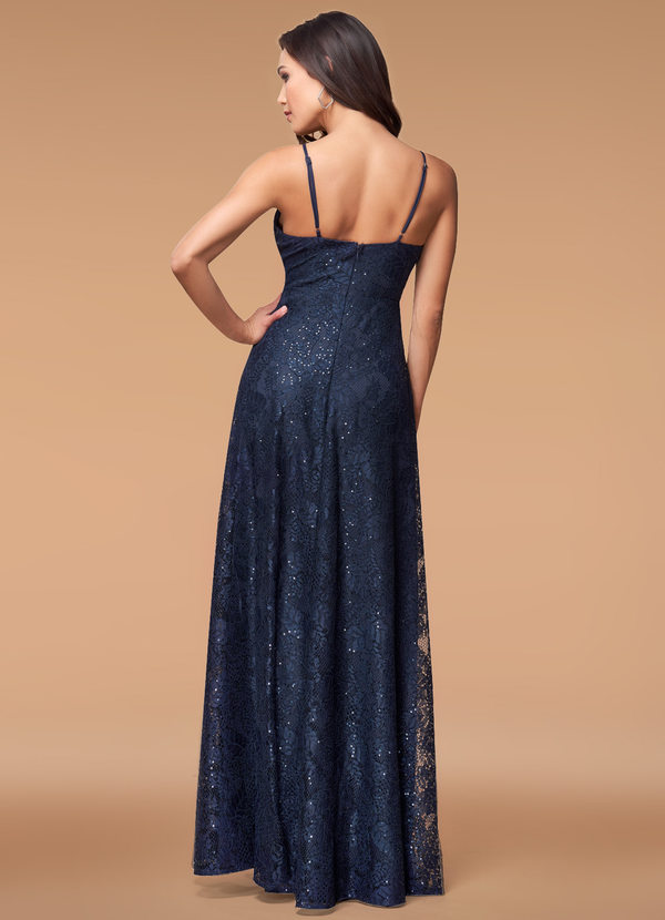 Anywhere With You {Color} Sequin lace Maxi Dress