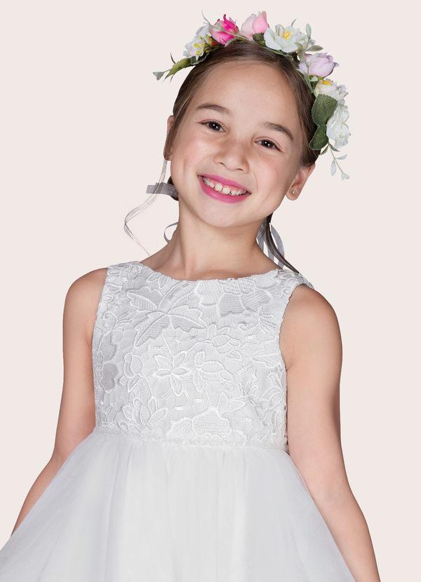 Azazie Udara Flower Girl Dress