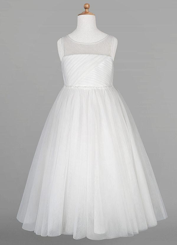 Azazie Brienne Flower Girl Dress