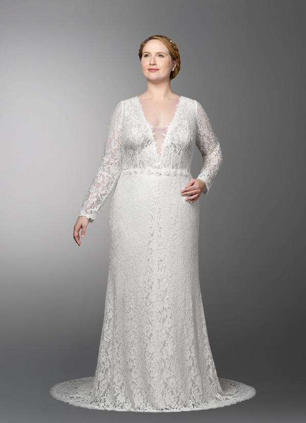 Azazie Indie Wedding Dress
