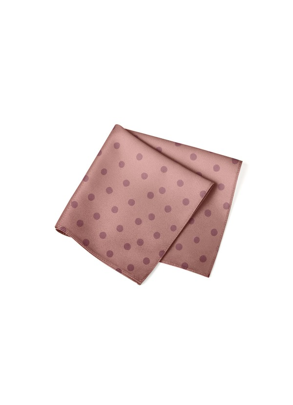 Gentlemen's Collection Polka Dots Pocket Square