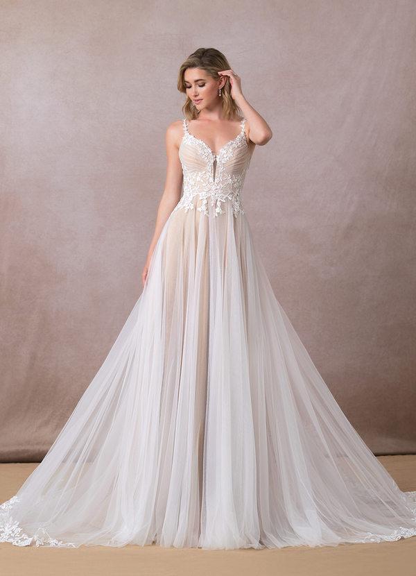 Azazie Devi Wedding Dress