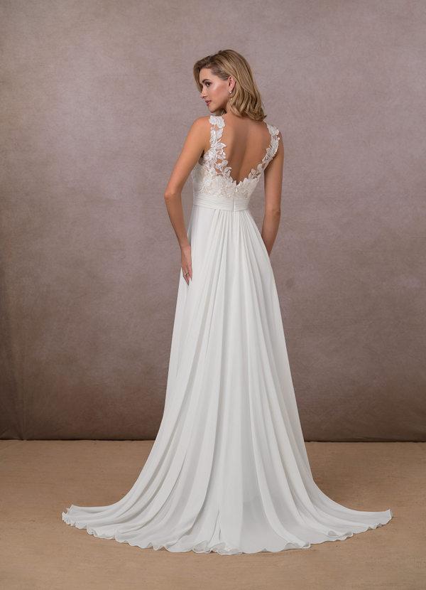 Champagne Wedding Dresses Azazie