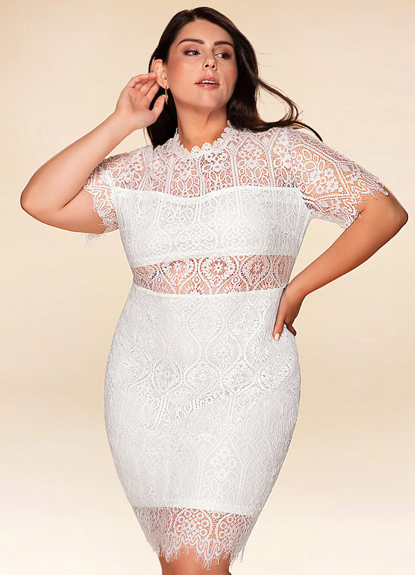 First Love {Color} Lace Dress