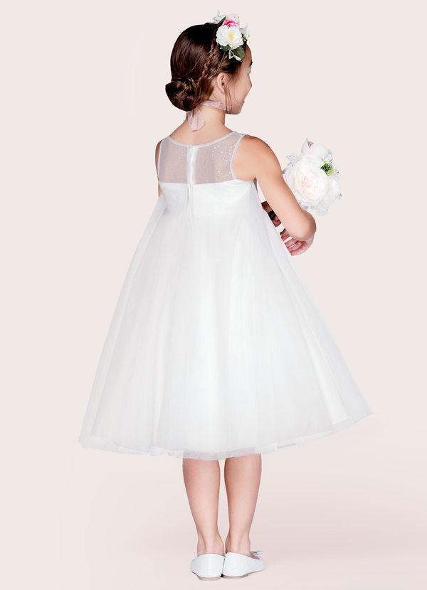 Azazie Hava Flower Girl Dress