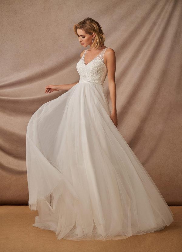 Azazie Sydney Wedding Dress