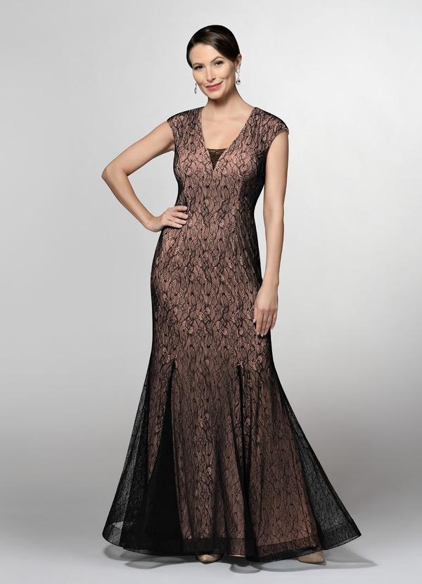 Ariel MBD Sample Dress