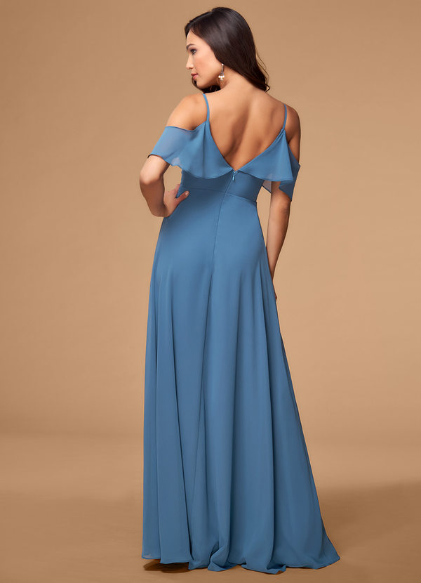 Above The Clouds {Color} Maxi Dress
