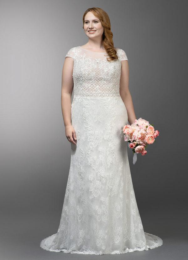 Azazie Peony BG Wedding Dress from Azazie
