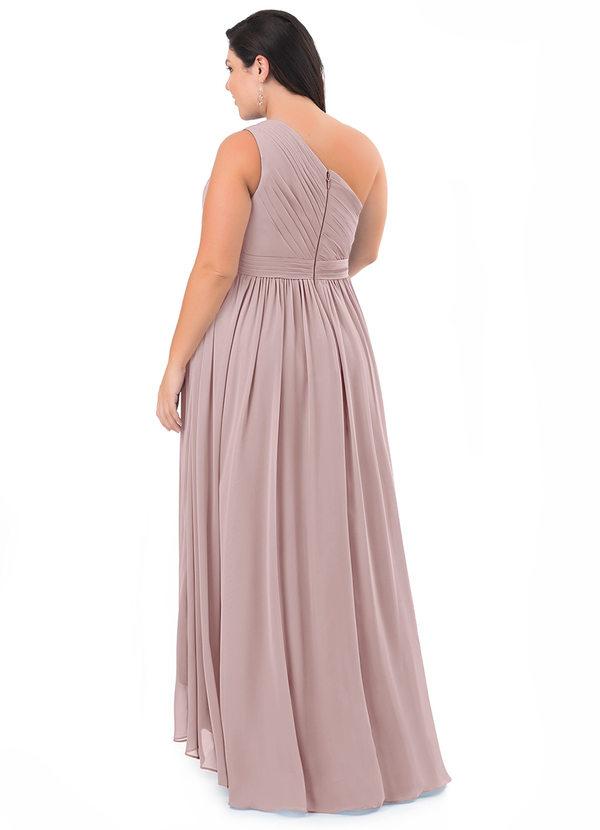 Long Bridesmaid Dress Mathilda Coral