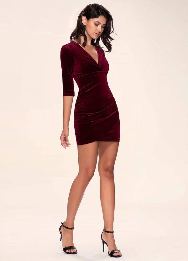Dance All Night {Color} Bodycon Dress