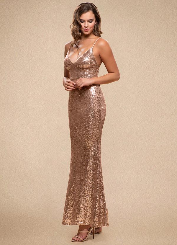 Glamorous {Color} Sequin Maxi Dress