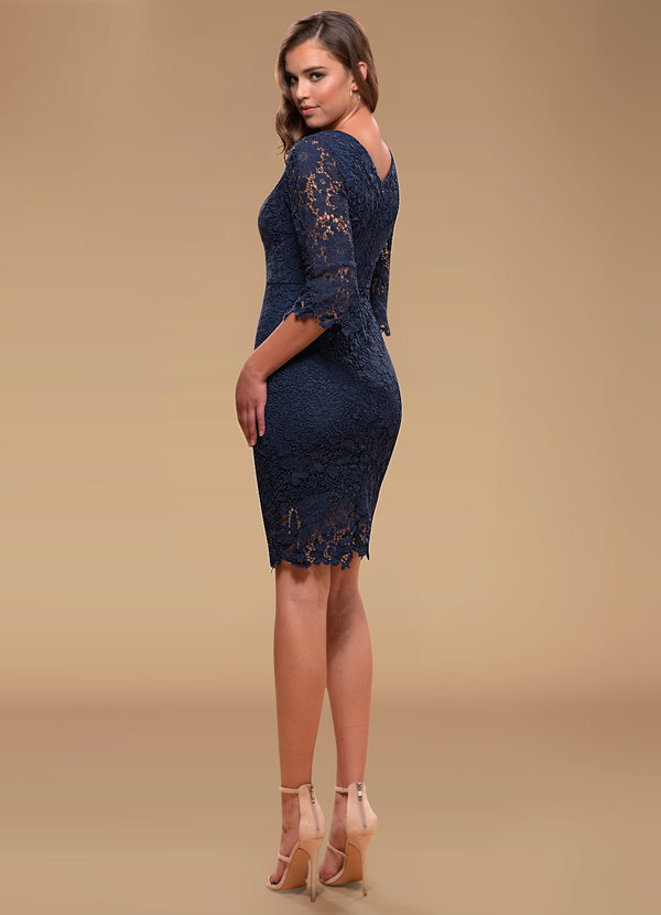 Own The Night {Color} Lace Midi Dress