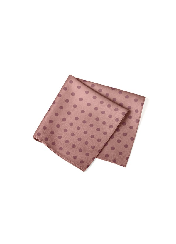 Gentlemen's Collection Polka Dots Pocket Square