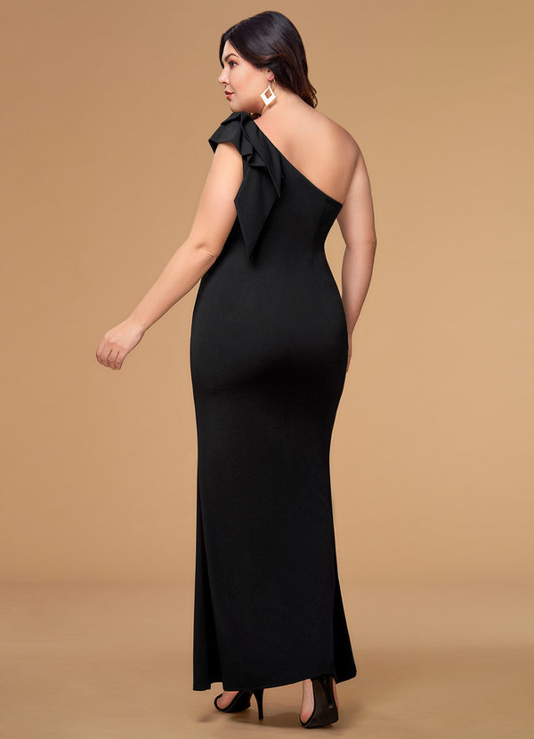 Cheers {Color} Stretch Crepe Maxi Dress