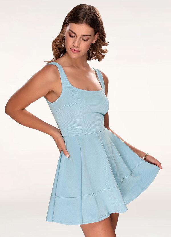 Olivia {Color} Skater Dress
