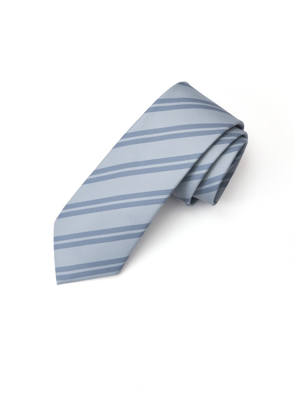 Gentlemen's Collection Stripes Boy's Neck Tie