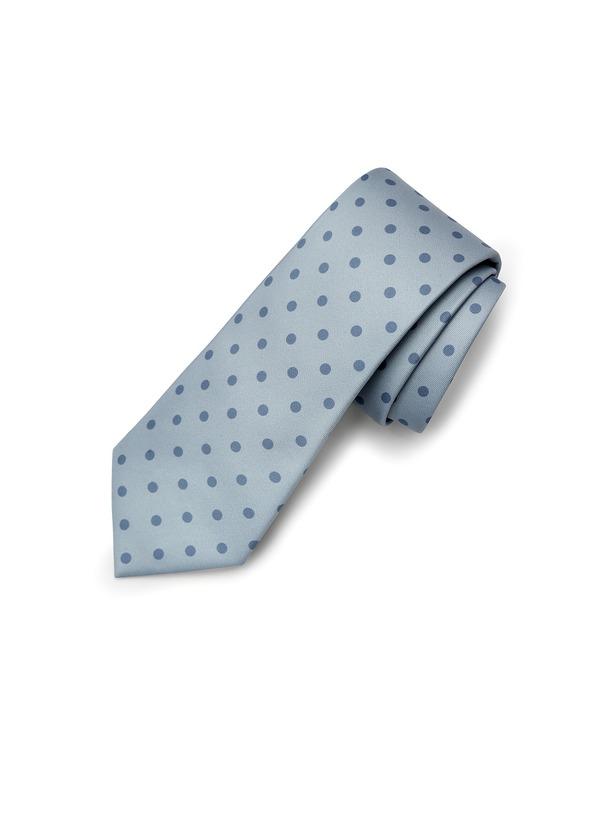 Gentlemen's Collection Polka Dots Skinny Tie