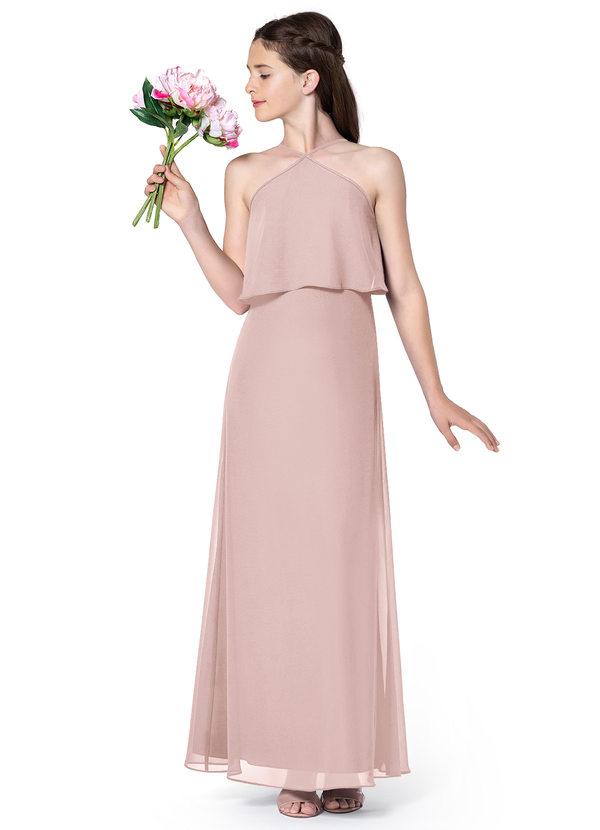 238f2ec6c10 Azazie Raegan JBD Junior Bridesmaid Dress